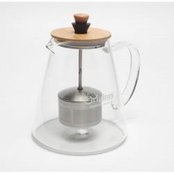 Théière avec infuseur intégré - 1300 ml Origines Tea and Coffee
