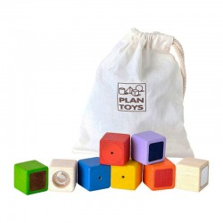 Blocs sensoriels - set de 9