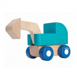 Mini Pelleteuse en bois