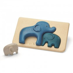 Mon premier puzzle - Eléphant