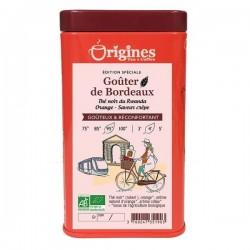 Thé Noir Bio Goûter de Bordeaux - Collection Bordeaux  100 g