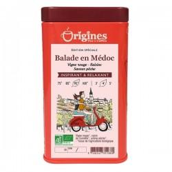 Infusion Bio Balade en Médoc - Collection Bordeaux  80 g