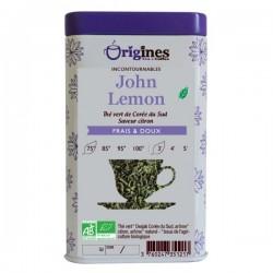 Thé Vert Bio John Lemon  100 g