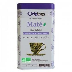 Maté Vert Bio Brésil 100 g