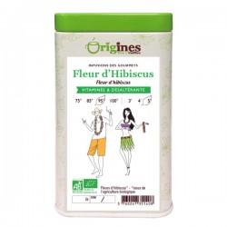 Infusion Bio Fleur d'Hibiscus  70 g
