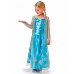 Déguisement enfant Elsa Frozen La reine des Neiges