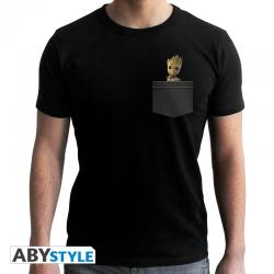 T-Shirt Les Gardiens de la Galaxie - Groot