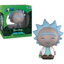 Figurine Bordz Rick et Morty - Rick Portal gun