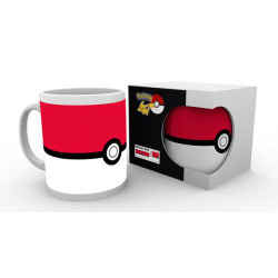 Mug Pokémon - Pokéball