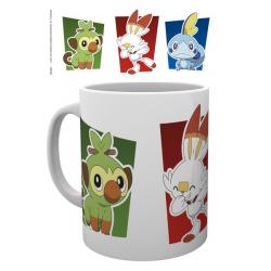 Mug Pokémon - Starters Galar
