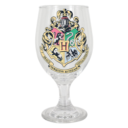 Verre thermo réactif à froid Harry Potter - Hogwarts