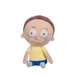 Peluche Rick et Morty - Morty Smile