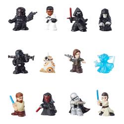 1 Figurine Star Wars Micro Force (Aléatoires)