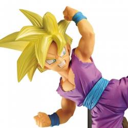 Figurine Dragon Ball Z - GOHAN SSJ SUPER WARRIOR RETSUDEN
