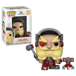 Figurine Pop Overwatch - Torbjorn