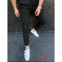 Pantalon Jogging Habillé noir