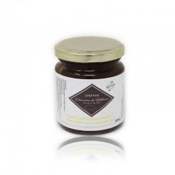 Confiture de citron Main Bouddha à la vanille bio 200 g