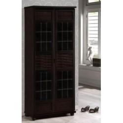 Armoire rangement 2 portes