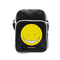 Sacoche ASSASSINATION CLASSROOM - Kuro Sensei Face