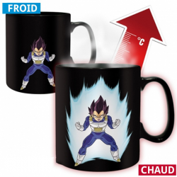 MUG Thermoréactif DRAGON BALL - Vegeta