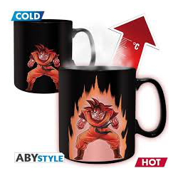 MUG Thermoréactif DRAGON BALL - Son Goku