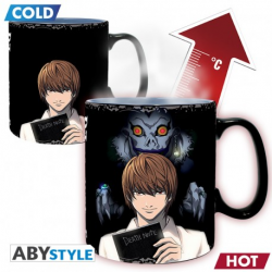 MUG THERMORÉACTIF Death Note - Kira et L