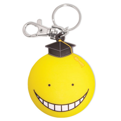 Porte-clé ASSASSINATION CLASSROOM - Kuro Sensei Face