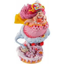 Figurine One Piece Logbox - Big mom