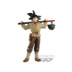 Figurine de Collection DBZ Goku Tenue de Soldat