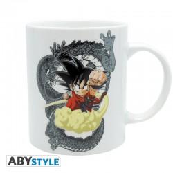 Mug DBZ Goku Enfant & Shenron