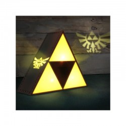 Lampe USB Rechargeable Triforce Zelda Collector