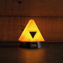 Lampe Triforce Zelda