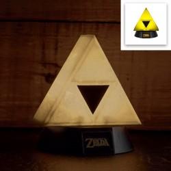 Lampe Tri Force Zelda Gold