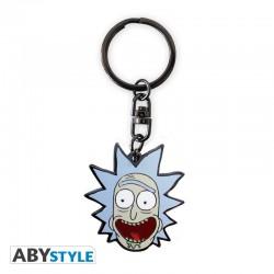 Porte Clés Rick & Morty