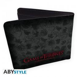 Portefeuille Game of Thrones Targaryen