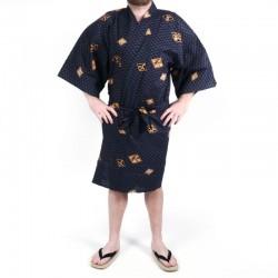 Kimono Happi Homme Diamants