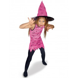Déguisement sorcière fillette