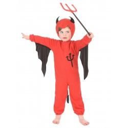 Déguisement diable rouge enfant