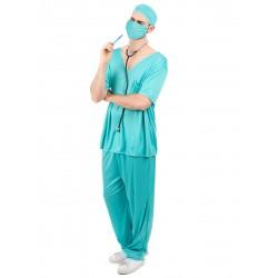Déguisement homme médecin