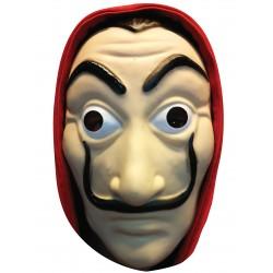 Masque braqueur/voleur adulte