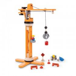 Grue en bois Plan Toys