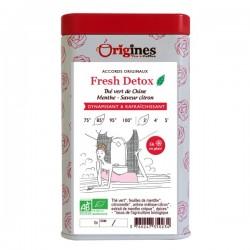 Fresh Detox  Thé vert 100 gr