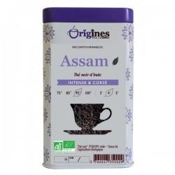 Thé Noir Bio Assam Inde  100 g