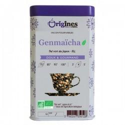 Thé Vert Bio Genmaicha Japon  100 g