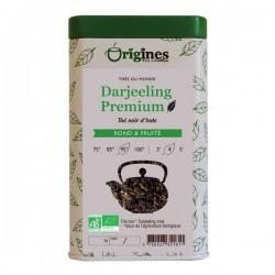 Thé Noir Bio Darjeeling Premium Inde  100 g