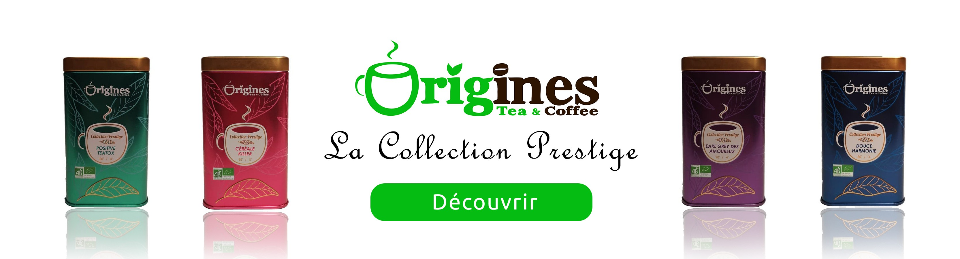 Origines Tea And Coffee